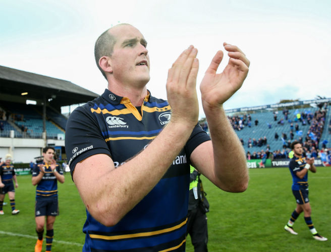 Devin Toner signs a three-year deal with the IRFU and Leinster