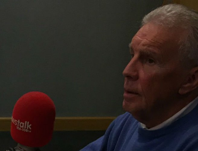 """It was a very sad time"" - John Giles on the difficult period after the Munich air disaster"
