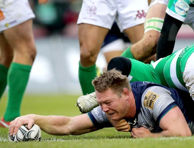 Connacht record big win over Treviso