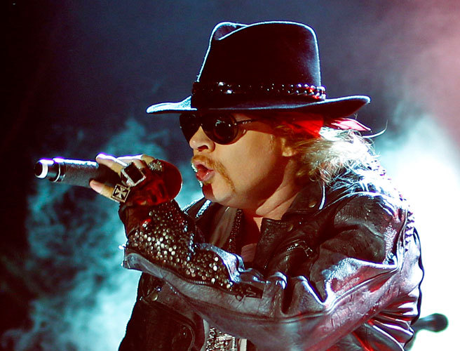 Guns N' Roses to play Slane next year