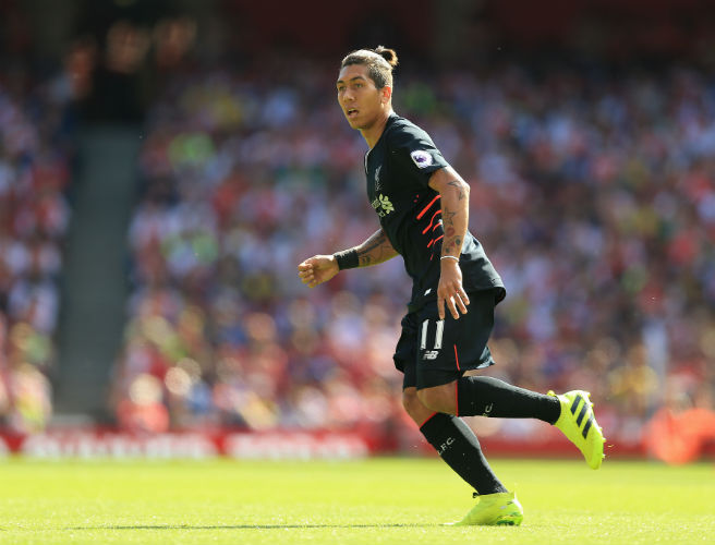 Roberto Firmino's Liverpool contract prohibits a move to Arsenal