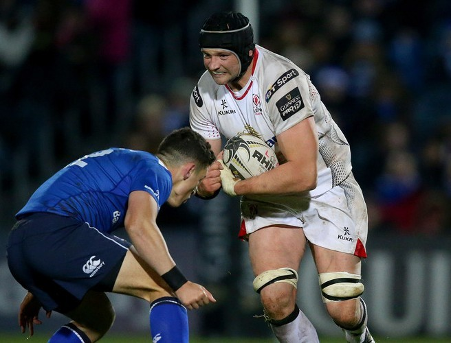 Dan Tuohy leaves Ulster and joins Bristol