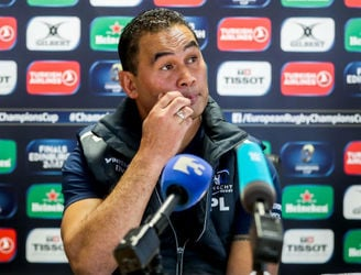 Pat Lam describes how attending the wake of Anthony Foley impacted his decision to leave Connacht