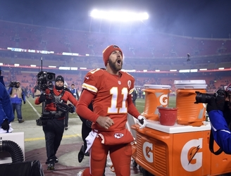 Kansas City Chiefs rise to the top of the AFC West pile with win over Oakland
