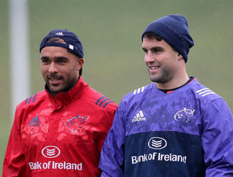 Zebo, Murray and Earls in Munster side to face Leicester Tigers