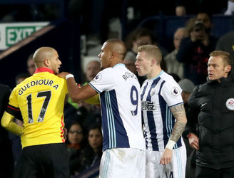 """Sometimes he does live on the edge"" - Tony Pulis urges James McClean to control himself on field"
