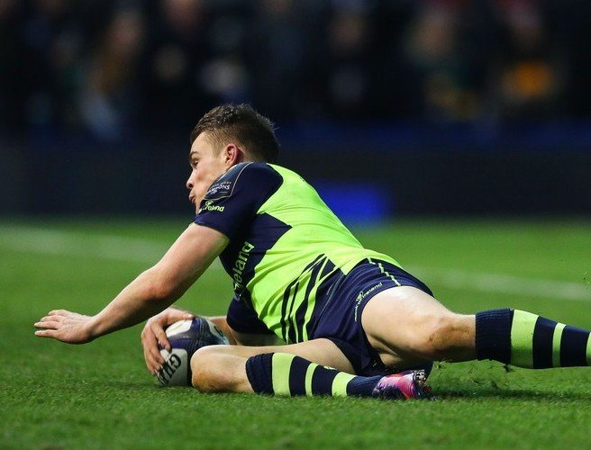 Leinster dominate Northampton to record 37-10 away win