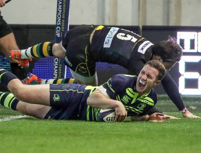 Player ratings: Northampton v Leinster