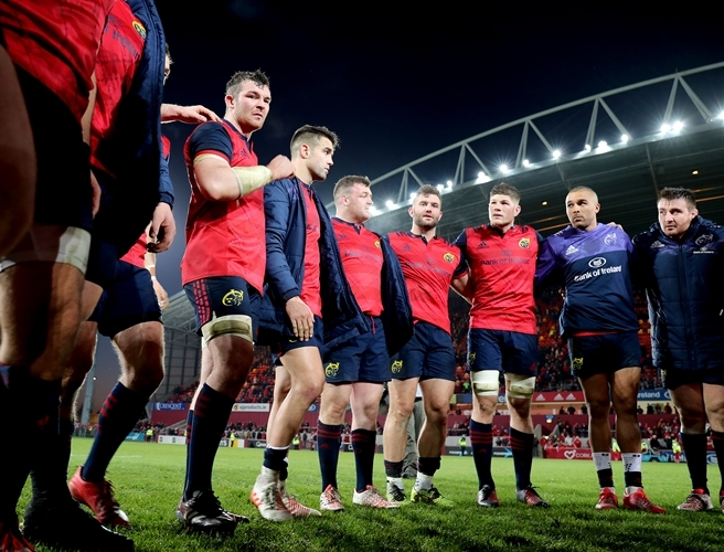 Munster, Leciester, Thomond Park