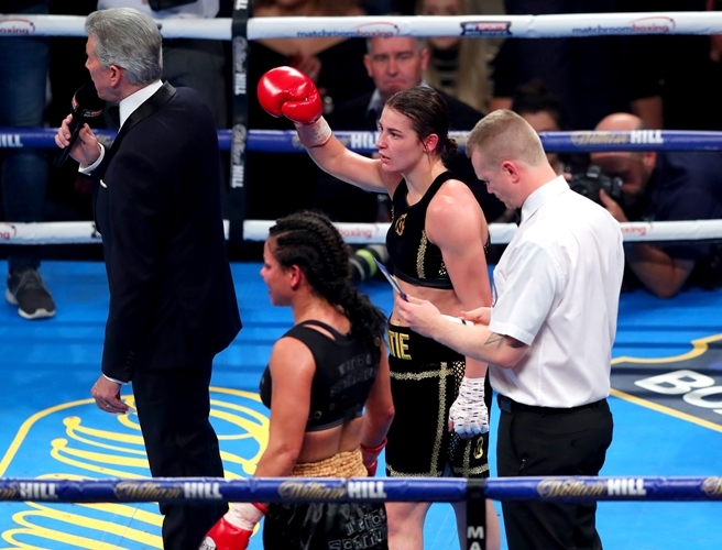 Katie Taylor, boxing,