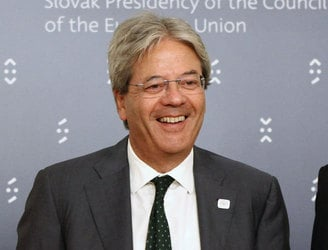 Paolo Gentiloni is named as Italy's new prime minister