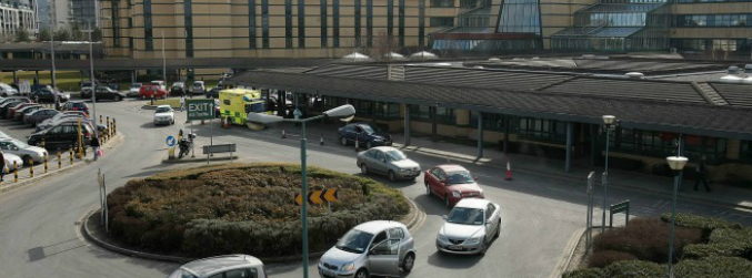 Hospital parking prices causing heartache for cancer patients