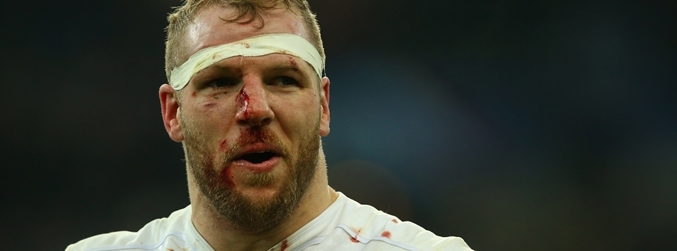 James Haskell, England, YouTube