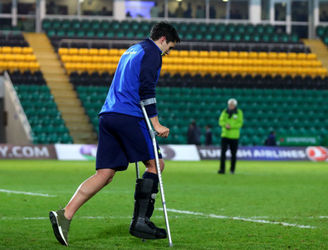 Leinster sweat over Joey Carbery ankle injury