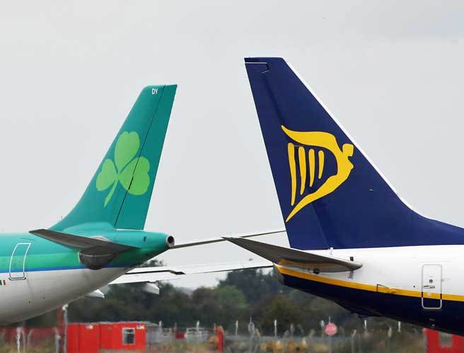 Ryanair hop on the wings of Dublin Airport's immigration trafficking scandal in latest marketing ploy