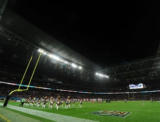 NFL announce the four games to take place in London in 2017