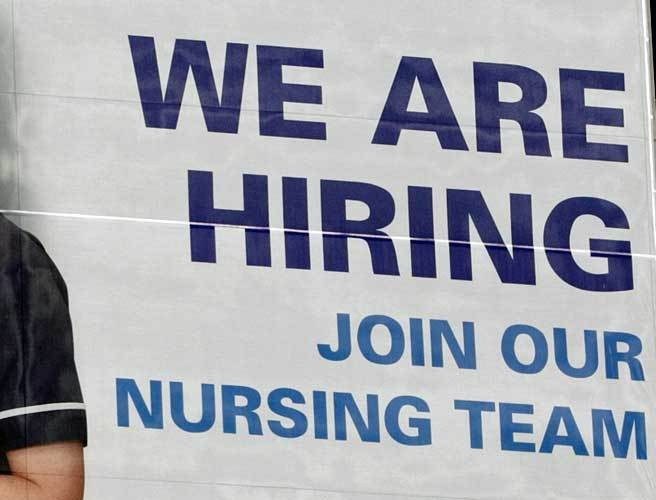 Recruitment drive targeting homecoming nurses gets underway in Dublin