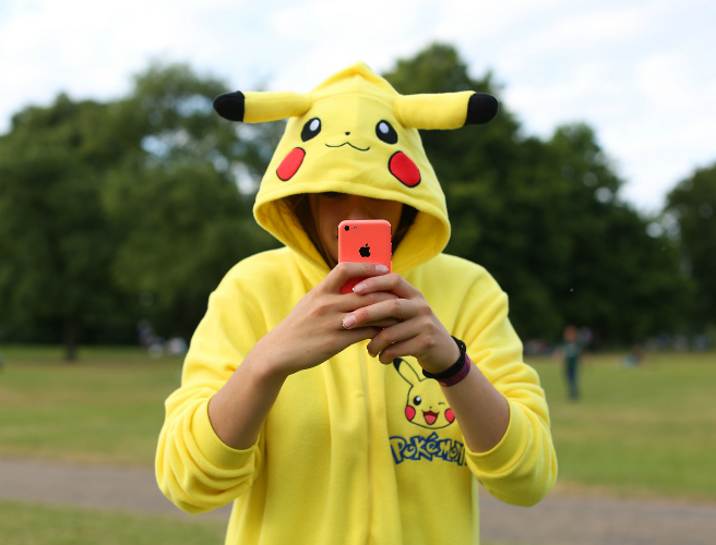 Pokémon Go isn't making gamers fitter, says Harvard study