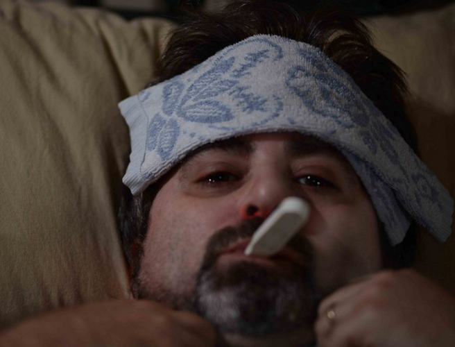 Man flu might be real, as study reveals viruses have a greater impact on men