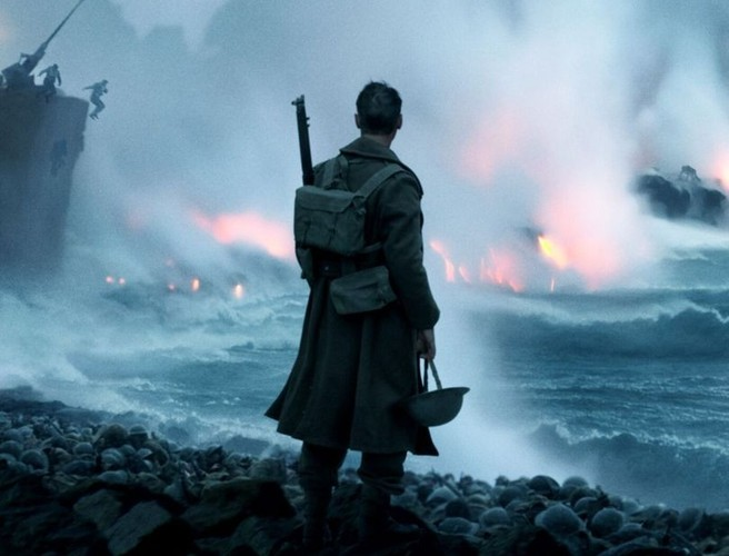 WATCH: The first trailer arrives for Christopher Nolan's war epic 'Dunkirk'