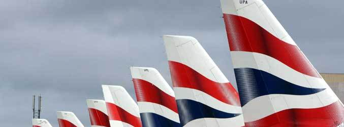 British Airways cabin crew vote for strike action in pay dispute