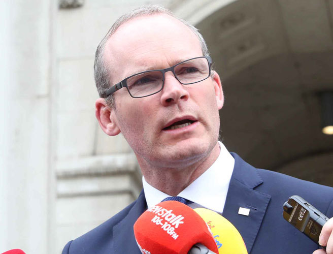 Coveney believes Kenny should stay until St Patrick's Day