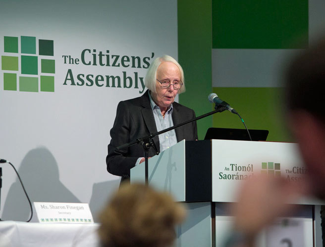 Citizens' Assembly will meet for extra weekend on ageing topic