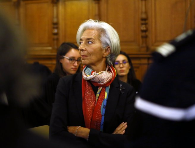 IMF boss expresses fears over euro elections