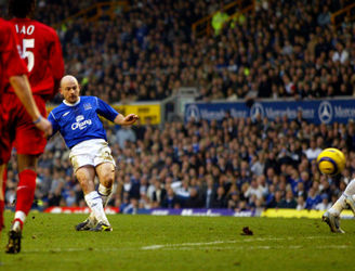 Irish players have a long history of scoring in the Merseyside derby