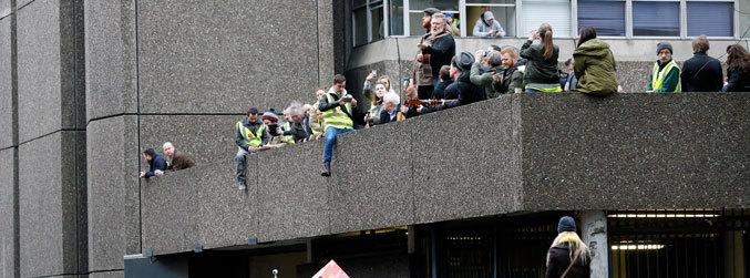 Judge grants injunction directing occupiers of Apollo House to leave by January 11th