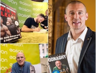 Sports Books of 2016: Cycling along the Iron Curtain, the man behind Conor McGregor and football's modern delights