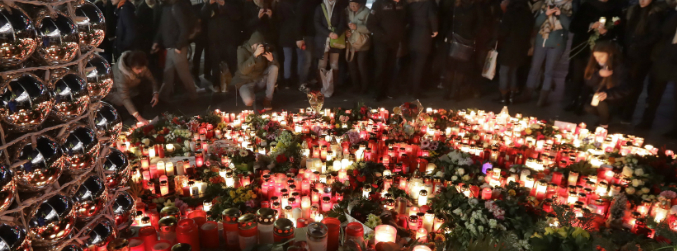 "Berlin lorry suspect was ""under surveillance for months"" prior to attack"