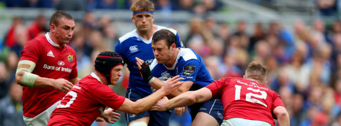 Leinster's team selection should not detract from Munster derby