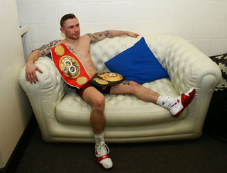 Carl Frampton named ESPN's fighter of the year