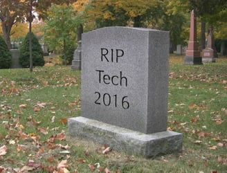 Rest in Pieces: Tech we lost in 2016