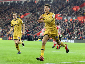 Tottenham recover from early setback to march past Southampton