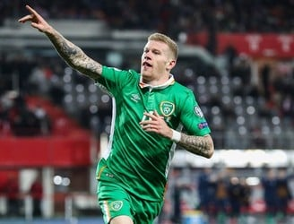 James McClean extends contract with West Brom until 2019