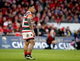 Manu Tuilagi's latest injury could be a blow to his Six Nations hopes
