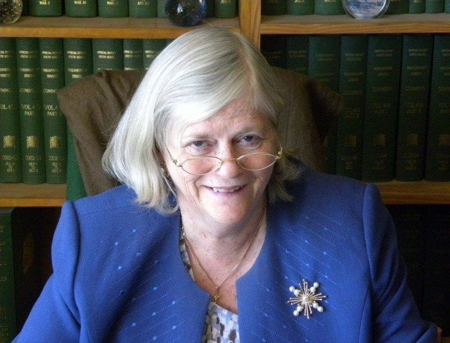 Ann Widdecombe: 'Seven years old is far too young to be taught about gender diversity'