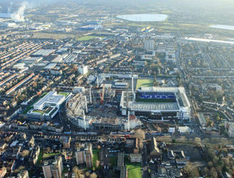 WATCH: Tottenham release footage of how their new stadium will look on completion