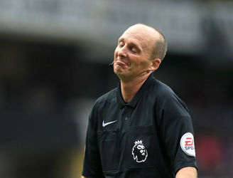 Kevin Kilbane reminisces about being refereed by Mike Dean