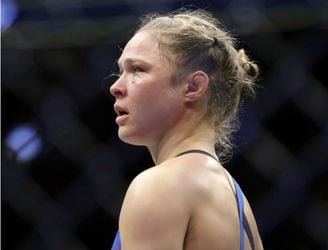 Jon Jones: I think Ronda Rousey needs to stick to fighting