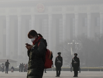 Beijing to introduce environmental police in effort to battle smog