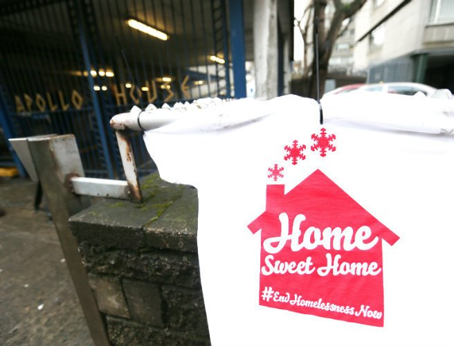 'Home Sweet Home' group may refuse to vacate Apollo House