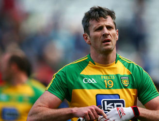 Christy Toye among trio to retire from Donegal duty