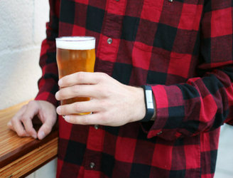 Wearable wristband will tell you when you've had too much to drink