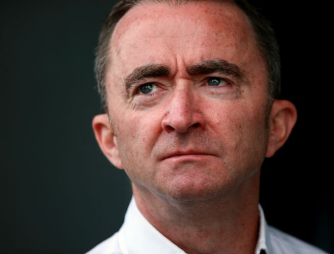 Paddy Lowe, Mercedes,