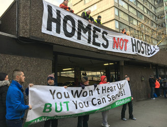 Home Sweet Home will defy court order to vacate Apollo House