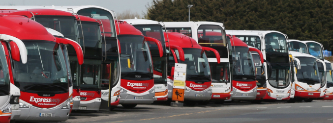 "Bus Éireann confirms company facing insolvency ""in the next 18 months"""