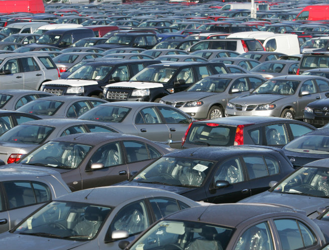 Number of used cars licensed in 2016 hits highest number on...